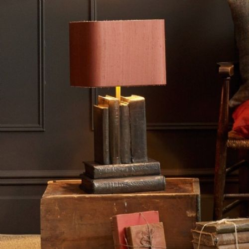 David Hunt Lighting, Author Table Lamp Bronze Base Only, AUT4263 (Hand made, 7-10 day Delivery)